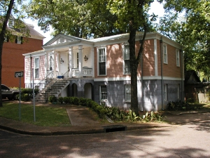 Retrofit of a ranch house into a 4-plex by Dan Camp in Starkville, MS