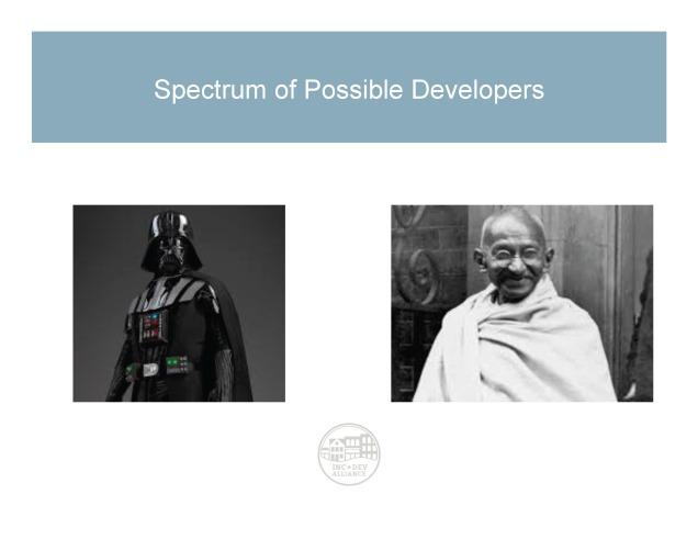 posible developer