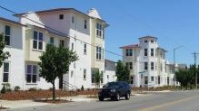 Hutchinson Green Apartments, Chico CA by Anderson|Kim 22 units. 3rd Floor units rent at a premium.